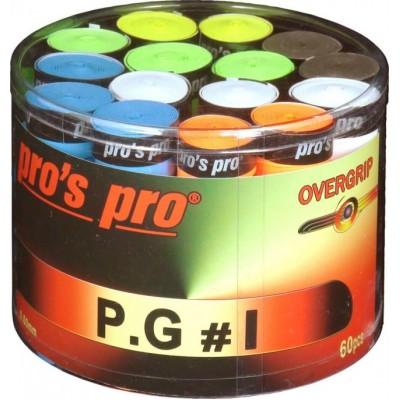 Намотка Pros Pro P.G. 1 60шт/уп разноцветные