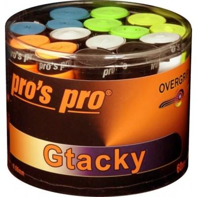 Намотка Pros Pro Gtacky 60шт/уп цветные