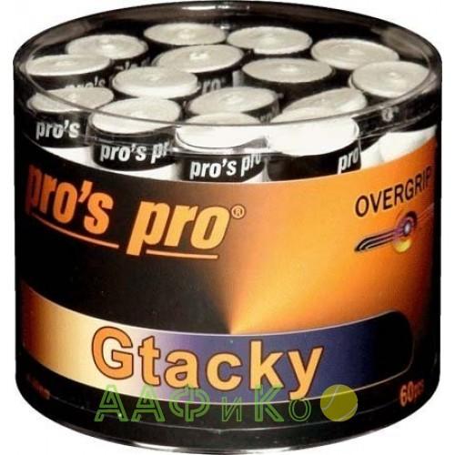 Намотка Pros Pro Gtacky 60шт/уп белые