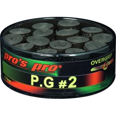 Намотка Pros Pro P.G. 2 30шт/уп черные