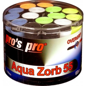 Намотка Pros Pro Aqua Zorb 55 60шт/уп разноцветные
