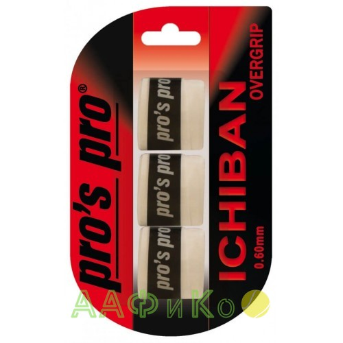 Намотка Pros pro ICHIBAN 3 шт/уп белые