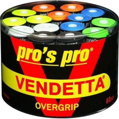 Намотка Pros pro Vendetta Grip 60 шт/уп разноцветные