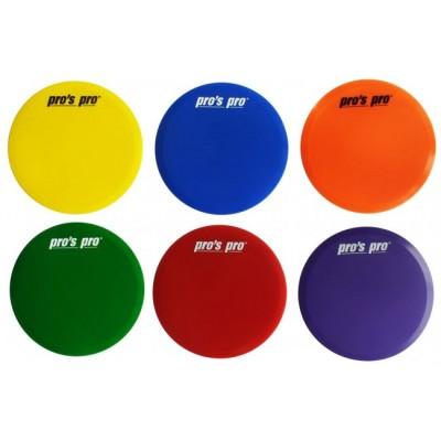 Круг (диски) для маркировки , набор из 6 штук