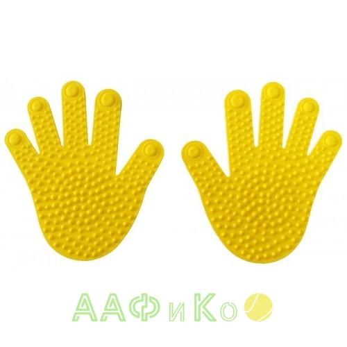 Маркирующая пара рук (наземная отметка)
