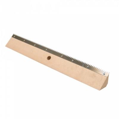 Грабли деревянные с зубчатой планкой Wooden Rake
