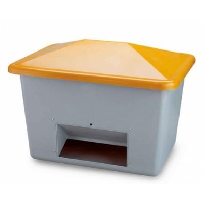 Ящик для хранения сыпучих материалов с удалением дна 1500кг 1100л 163х121х101 см