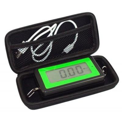 Калибратор электронный для проверки натяжения струн и зажим