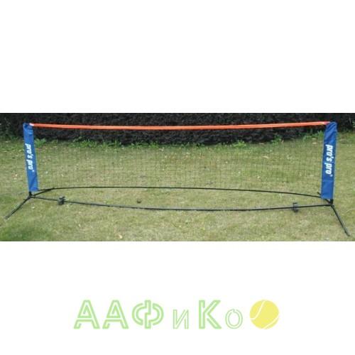Сетка теннисная Pros Pro Mini 6м