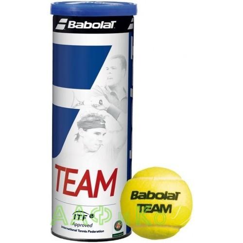 Мячи теннисные Babolat TEAM X3