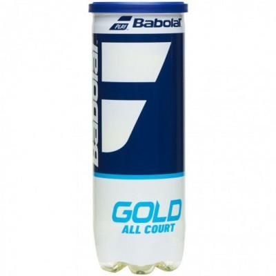 Мячи теннисные Babolat GOLD ALL COURT X3