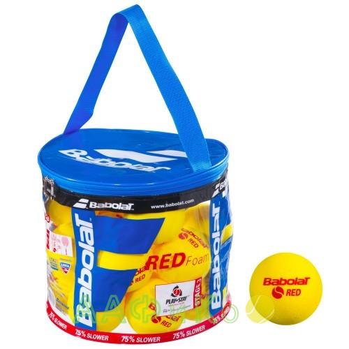 Мячи теннисные Babolat RED FOAM X24