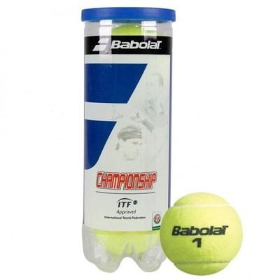Мячи теннисные Babolat GOLD CHAMPIONSHIP X3