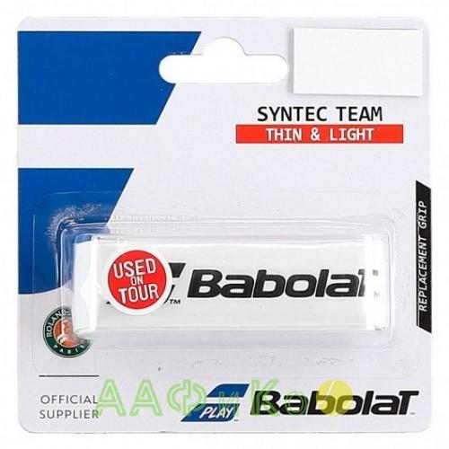Намотка базовая Babolat SYNTEC TEAM
