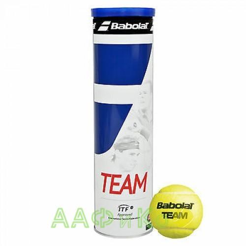 Мячи теннисные Babolat TEAM ALL COURT X4