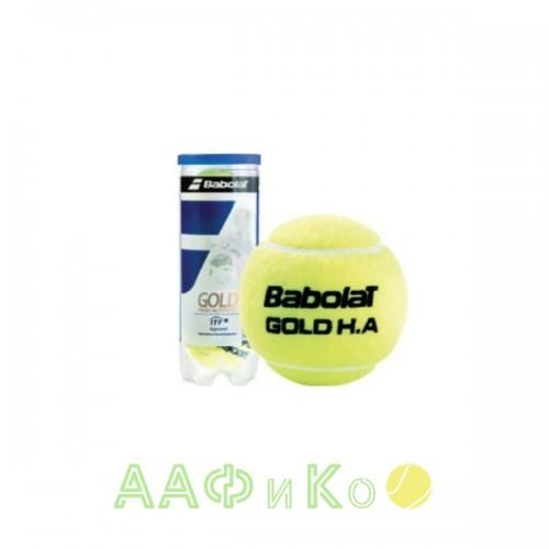 Мячи теннисные GOLD HIGH ALTITUDE X3