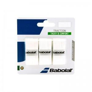 Намотка Babolat TOUR ORIGINAL X3 (белый)