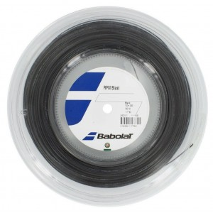 Струны теннисные Babolat RPM BLAST 1.25/100 M (чёрный)