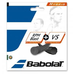 Струны теннисные Babolat RPM BLAST 125 + TOUCH VS