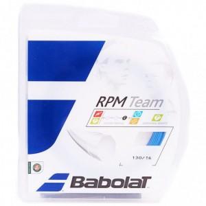 Струны теннисные Babolat RPM TEAM 12 M (синий)