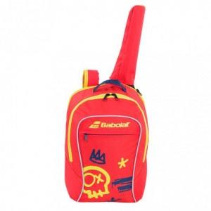 Рюкзак-сумка для теннисных ракеток Babolat BACKPACK JUNIOR CLUB (красный)