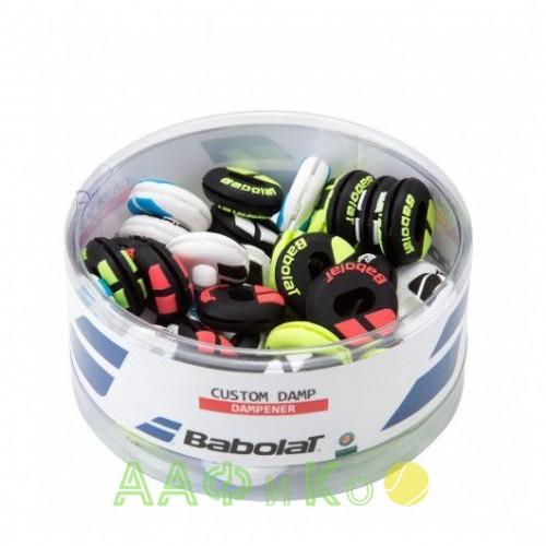 Виброгаситель для теннисной ракетки Babolat CUSTOM DAMP  BOX X48
