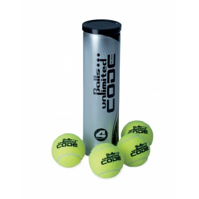 Мячи теннисные Tennisball Balls Unlimited Code black