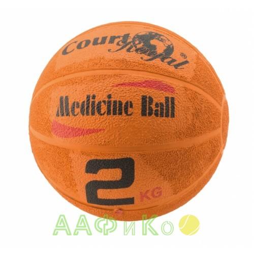 Мяч набивной 2 кг Medicine Balls