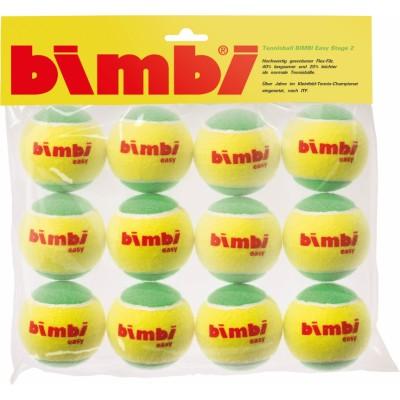 Мячи теннисные Tennisball BIMBI Easy Stage 2