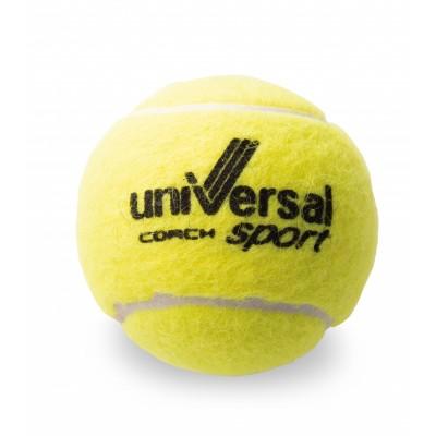Мяч теннисный Universal Sport Coach