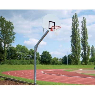 Щит баскетбольный с корзиной Basketball System Court Royal with Aluminium Backboard round