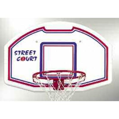 Щит баскетбольный с корзиной Bronx Streetball Set