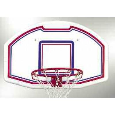 Щит баскетбольный с корзиной Streetball Set Street