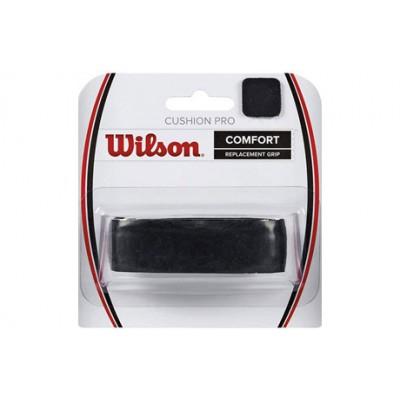 Обмотка базовая для т/ракеток Wilson Cushion Pro (1шт. в уп.). чёрный